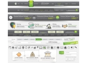 精致网页设计元素