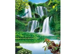 自然风景PSD分层素材