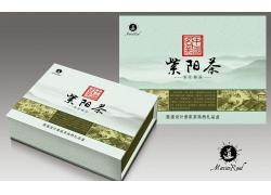 茶叶包装盒设计PSD分层素材
