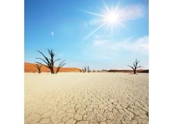 沙漠风光摄影