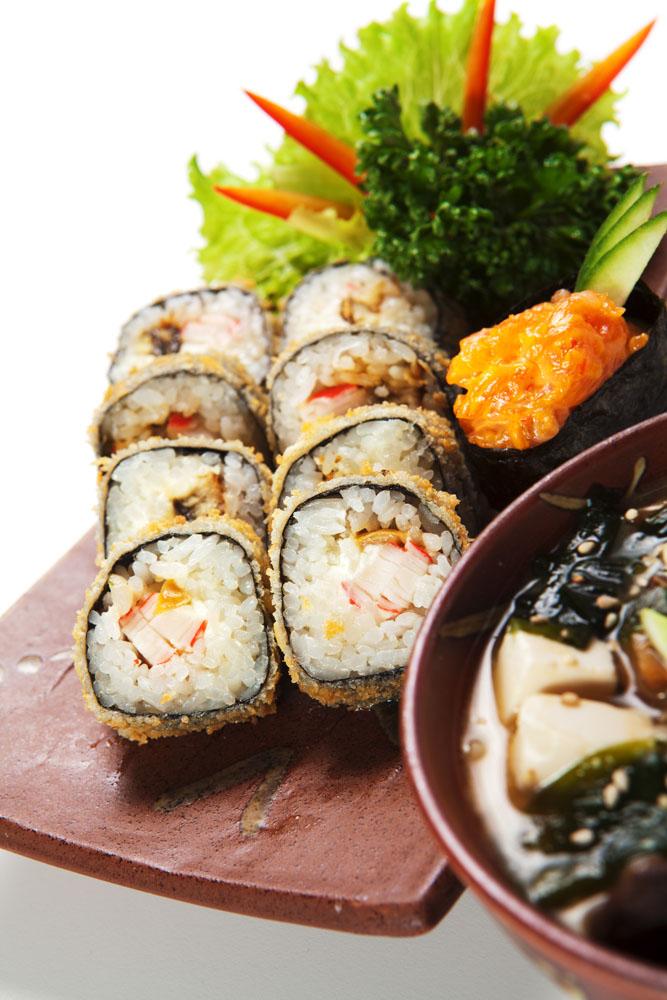 美味寿司高清图片图片