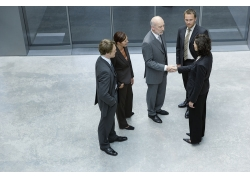 商业团队人物25