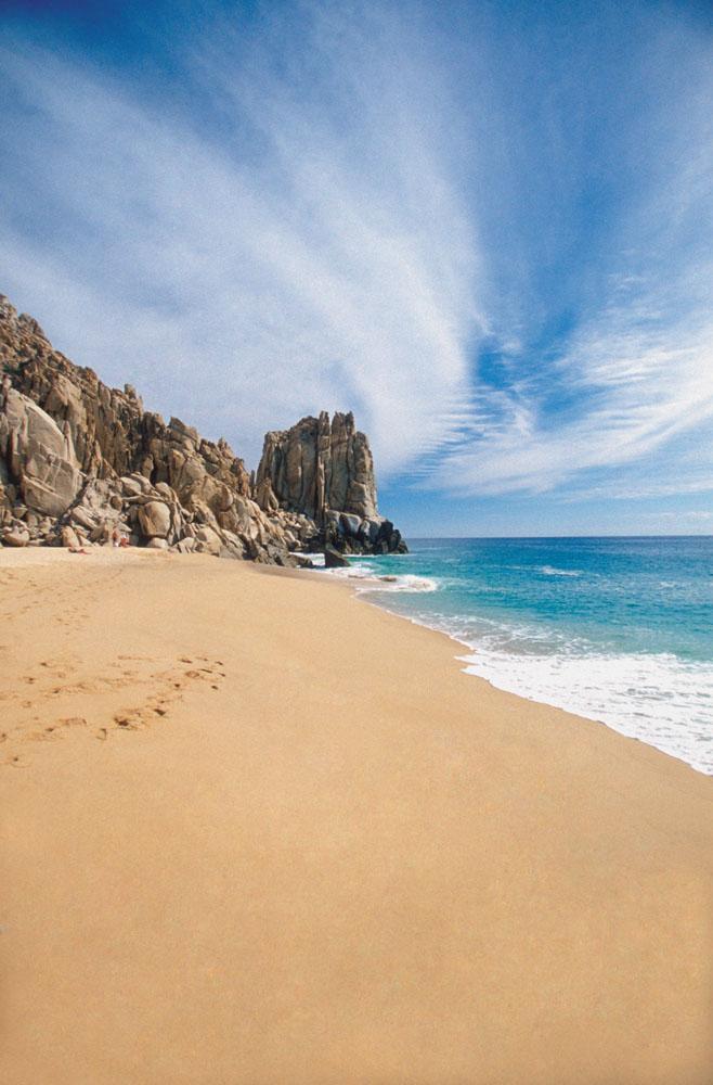 沙滩风光摄影图片图片