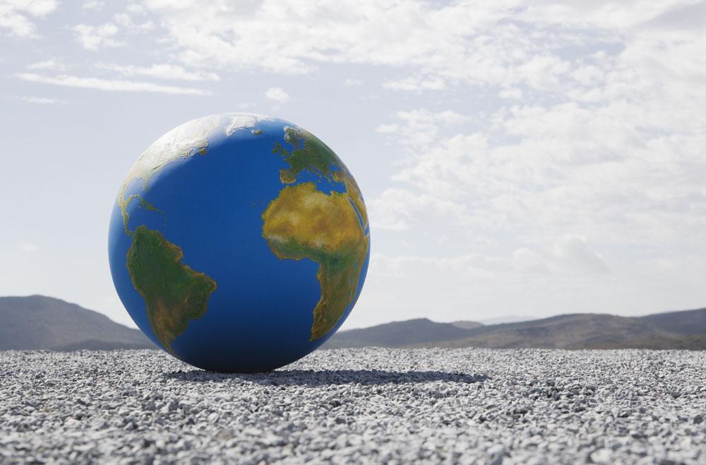 高清地球摄影图片图片
