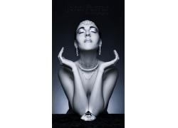 性感美女与钻石