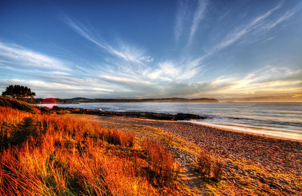 海边美丽风景摄影图片