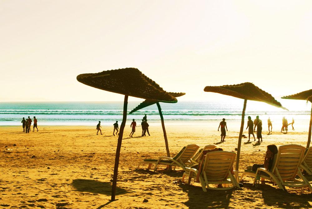 海边风景摄影图片