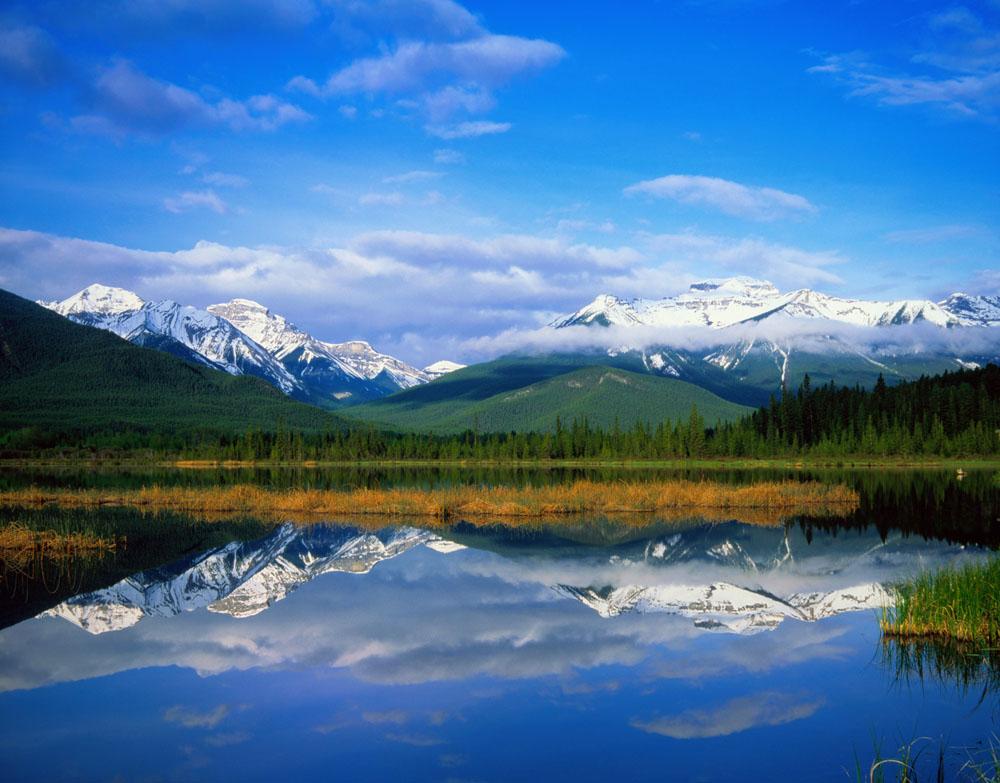 高山草原摄影图图片