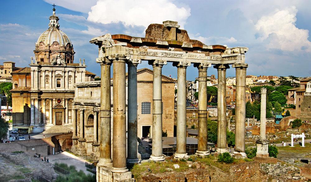 古代遗迹高清摄影图图片