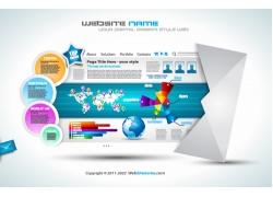 网页设计元素素材