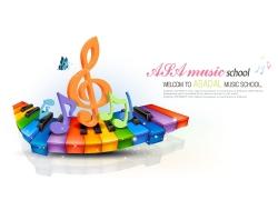 音乐创意海报设