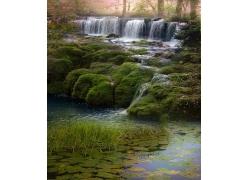 景区自然风光摄影