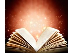 书本与光芒