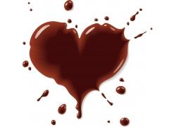 爱心巧克力设计