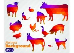 矢量动物设计